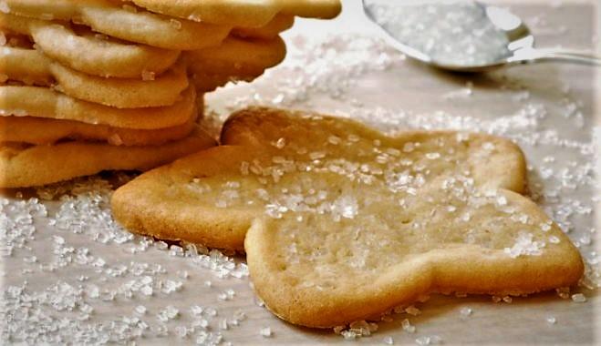 بیسکویت ستاره ای ایران غذالند سرزمین غذا