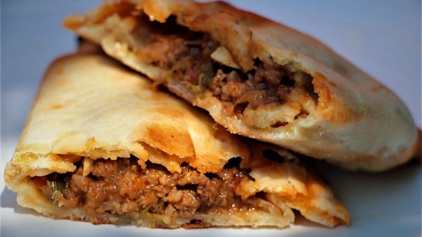 بورک گوشت ترکیه غذالند سرزمین غذا