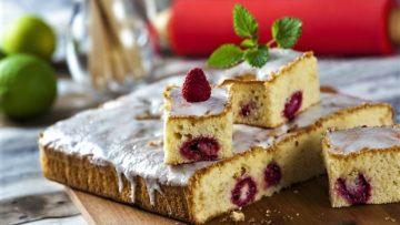 کیک پسته ای یوهانس بر آلمانی آلمان غذالند سرزمین غذا