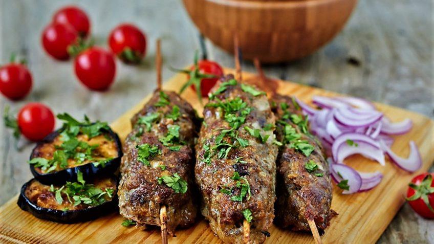 کوفته کباب ترکی ترکیه غذالند سرزمین غذا