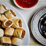 رول عدسی ترکیه غذالند سرزمین غذا