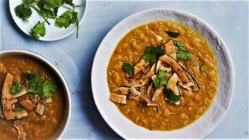 سوپ لپه ایران غذالند سرزمین غذا