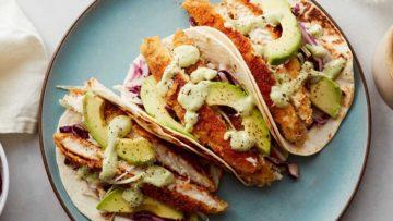 تاکو ماهی - مکزیک - غذالند