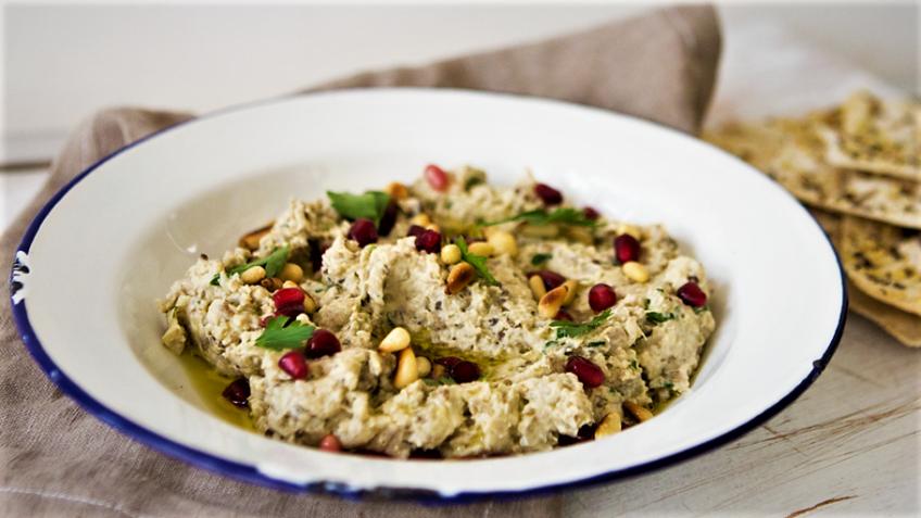 باباغنوش خاورمیانه غذالند سرزمین غذا