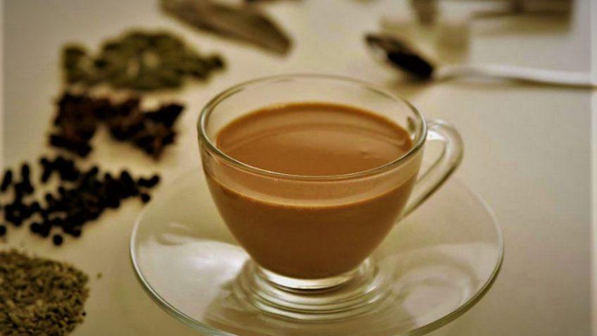 چای ماسالاد هندوستان غذالند سرزمین غذا