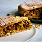 چیکن پاستیلا مراکش غذالند سرزمین غذا