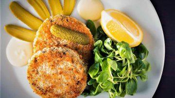 کتلت ماهی بوشهر غذالند سرزمین غذا