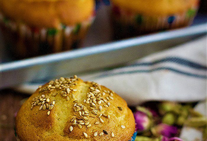کیک یزدی یزد سرزمین غذا غذالند
