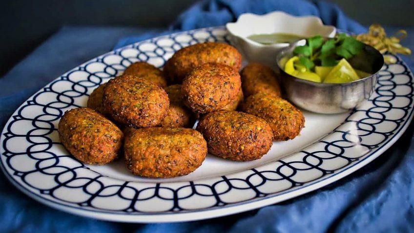 کتلت سبزی ایران غذالند سرزمین غذا