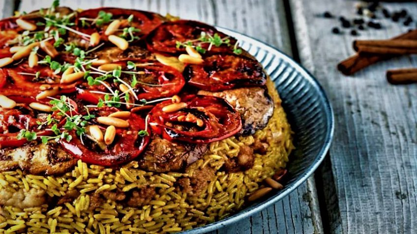 مفطح خوزستان غذالند سرزمین غذا