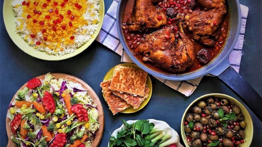 مرغ ناردونی مازندران غذالند سرزمین غذا