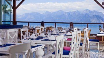 آشنایی با 5 رستوران برتر آنتالیا (قسمت اول)