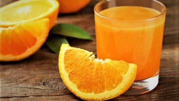 شربت پرتقال ایران غذالند سرزمین غذا