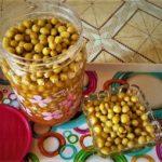 ترشی غوره ایران غذالند سرزمین غذا