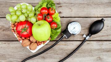 چند روش مربوط به تغذیه برای کاهش فشار خون