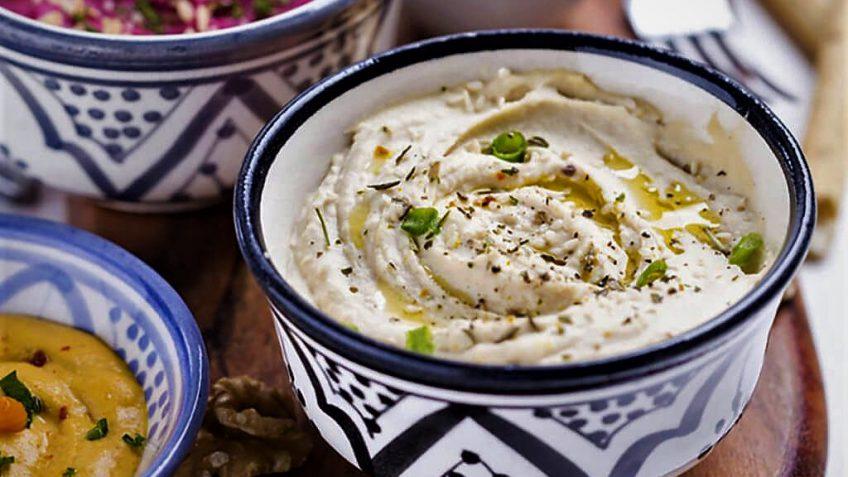 بورانی بادمجان ایران غذالند سرزمین غذا