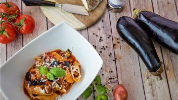 پاستا آلانورما ایتالیا غذالند سرزمین غذا