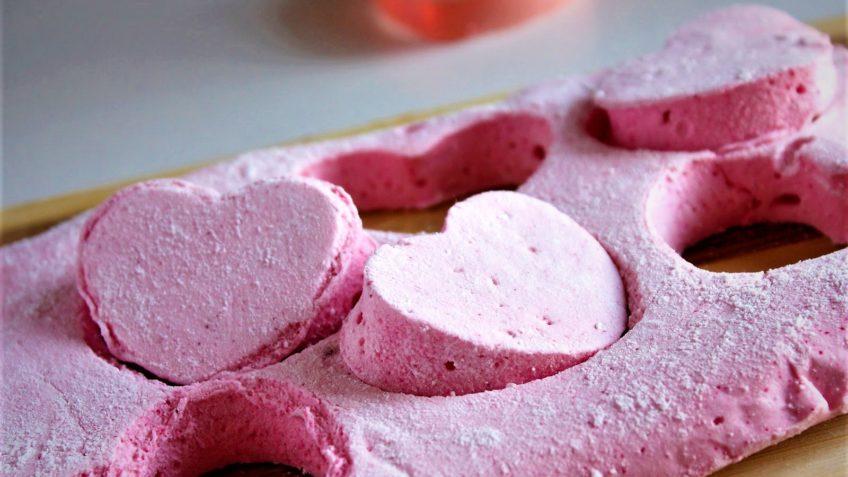 شیرینی پف پفی اروپا غذالند سرزمین غذا