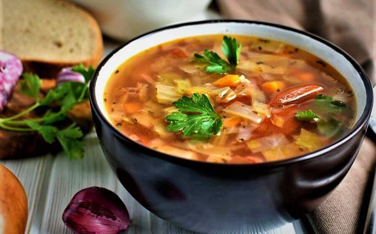 سوپ دلمه ارمنستان غذالند سرزمین غذا