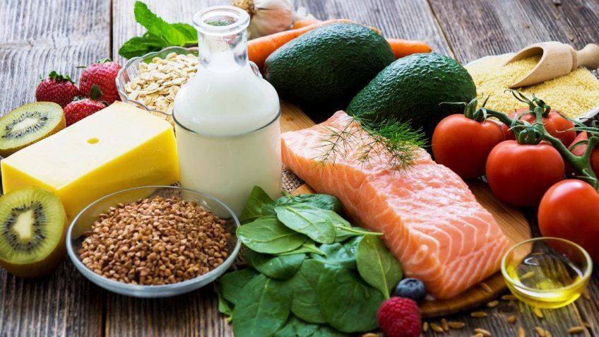 5 کلید طلایی درباره رژیم غذایی سالم در طول زندگی