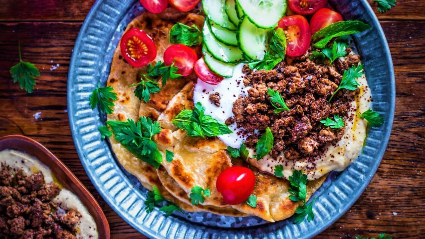 کباب الی نازیک ترکیه غذالند سرزمین غذا