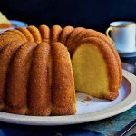 کیک ساده یونان غذالند سرزمین غذا