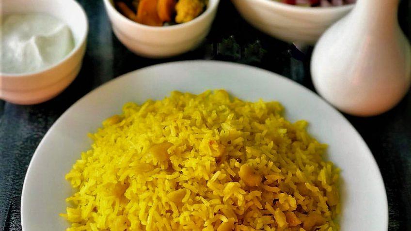 دمی زردک دمپختک غذالند تهران سرزمین غذا