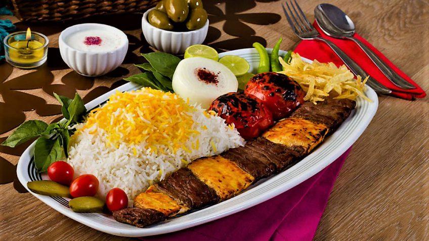 کباب بختیاری ایران غذالند سرزمین غذا