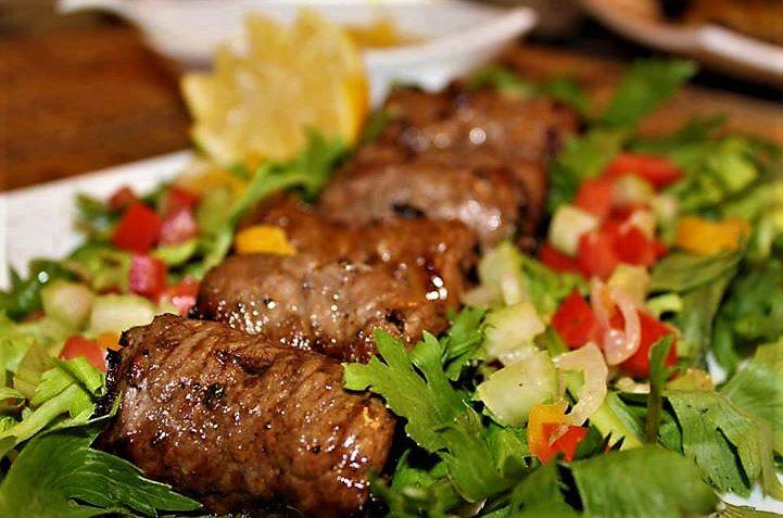 روش پخت کباب بلغاری حکیم کرد