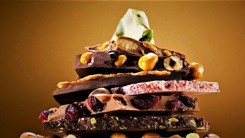 شکلات سوئیسی سوئیس غذالند سرزمین غذا
