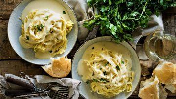 سس آلفردو ایتالیا غذالند سرزمین غذا