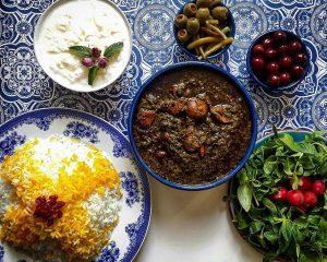 10 غذای محبوب شب عید در شهر های مختلف
