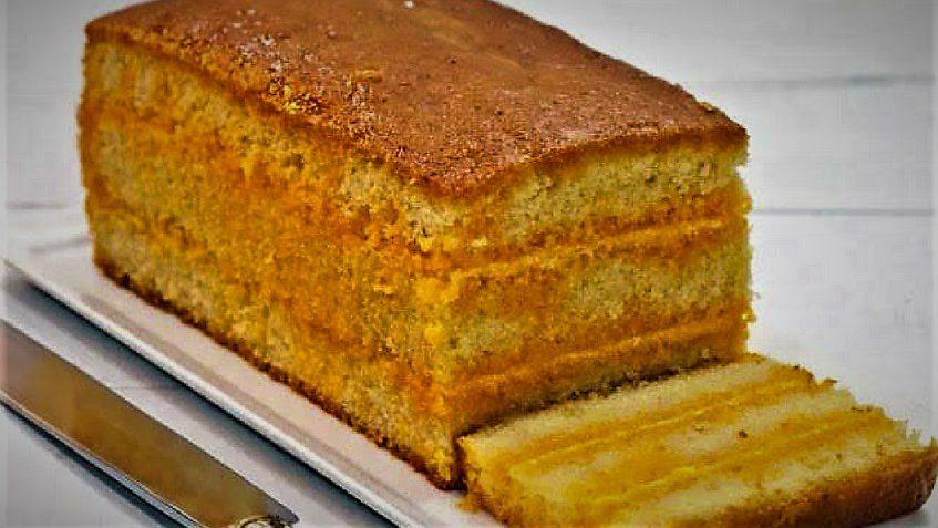 کیک خیس پرتقالی ایران غذالند سرزمین غذا