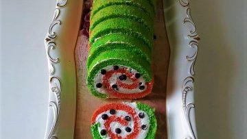 رولت هندوانه ایران غذالند سرزمین غذا