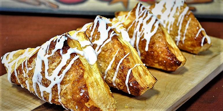 شیرینی دانمارکی اتریش غذالند سرزمین غذا