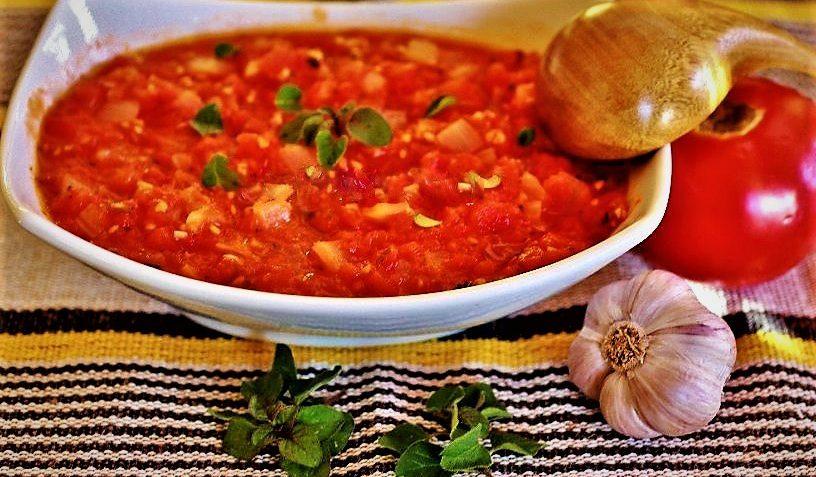 سس مارینارا ایتالیا غذالند سرزمین غذا