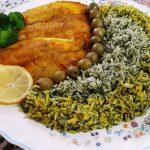 خواص سبزی پلو با ماهی شب عید