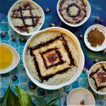 حلیم شیر اصفهان غذالند سرزمین غذا