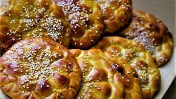 کلوچه مغزدار ایران غذالند سرزمین غذا