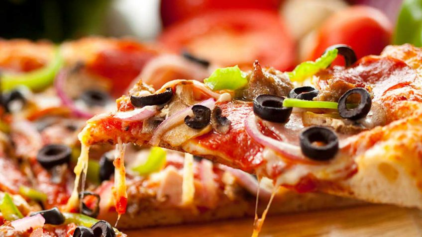 پیتزا مارگاریتا - غذالند