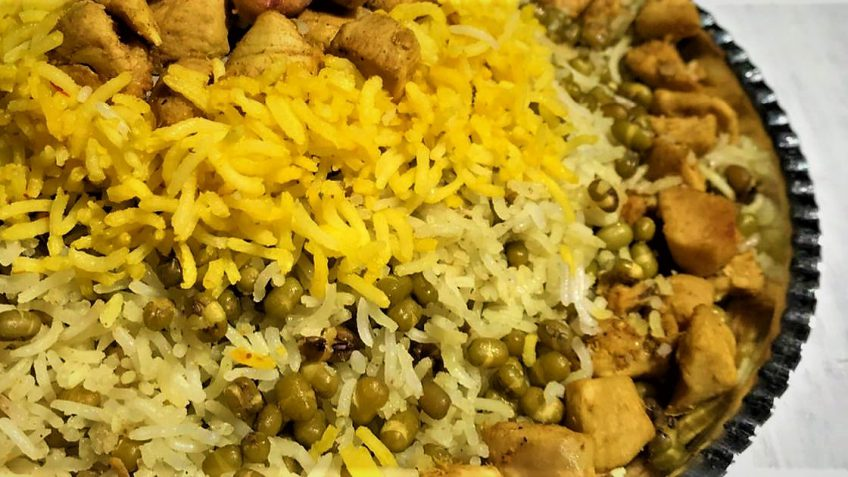 دمپخت ماش چهارمحال و بختیاری غذالند سرزمین غذا