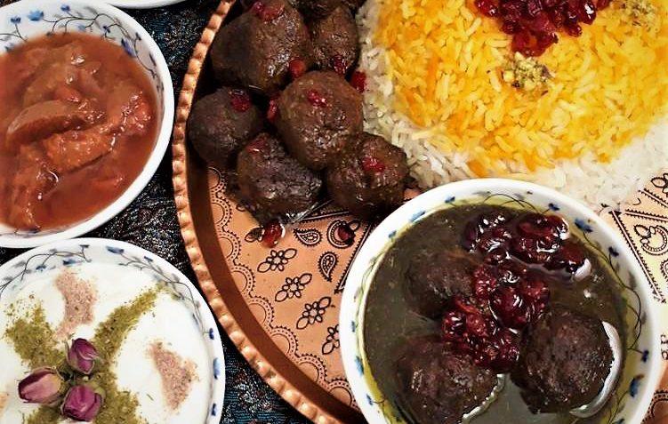 خورش داوود پاشا ترکیه غذالند سرزمین غذا