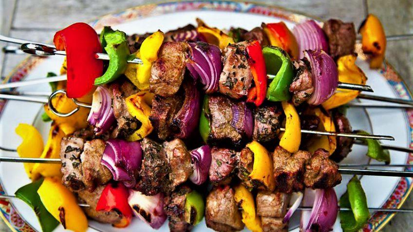 شیش کباب ترکیه غذالند سرزمین غذا