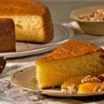 کیک ماست ایران غذالند سرزمین غذا