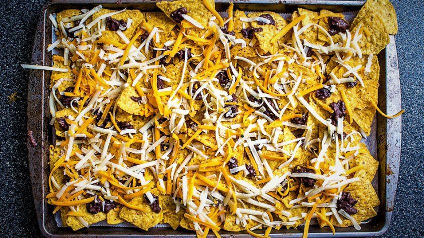 چیپس و پنیر ایتالیا غذالند سرزمین غذا