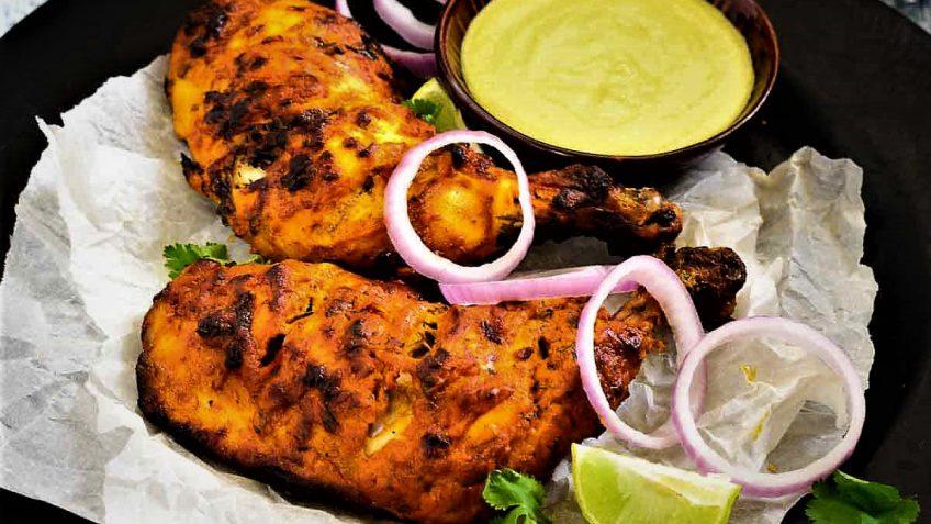 مرغ تنوری ایران غذالند سرزمین غذا