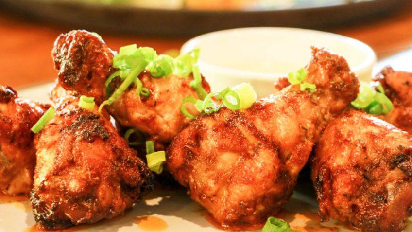 مرغ تنوری - غذالند