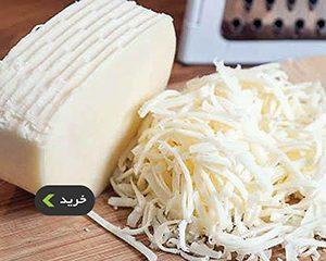 پنیر پیتزا - غذالند