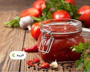 خرید رب گوجه فرنگی - غذالند