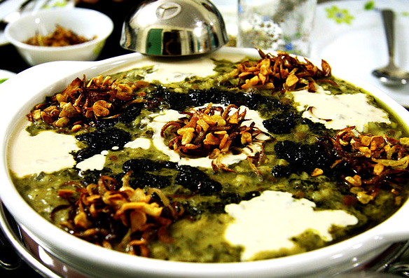 اش پرپوله کردستان غذالند سرزمین غذا